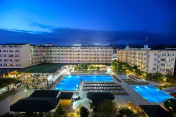 Отель Xeno Eftalia Resort Турция, Конаклы, фото 1