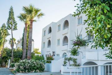 Отель Andreotis Hotel Apts Кипр, Протарас, фото 1