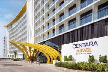 Отель Centara Mirage Beach Resort Dubai ОАЭ, Дубай, фото 1