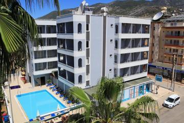 Отель Kleopatra Smile Hotel Турция, Алания, фото 1