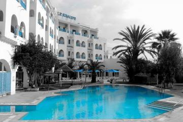 Отель Le Khalife Тунис, Хаммамет, фото 1