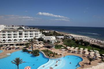 Отель El Mouradi Palm Marina Тунис, Сусс, фото 1