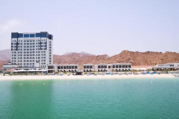 Отель Mirage Bab Al Bahr Resort ОАЭ, Фуджейра, фото 1