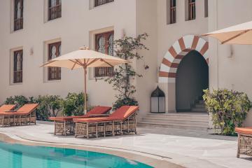 Отель Ali Pasha Египет, Эль Гуна, фото 1