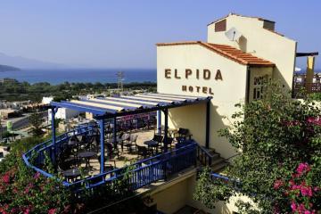 Отель Elpida Village Греция, о. Крит-Лассити, фото 1