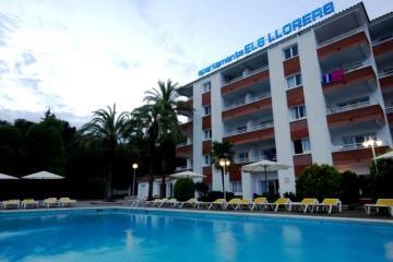 Отель Apartamentos Els Llorers Испания, Коста Брава, фото 1