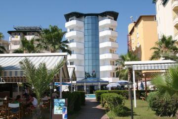 Отель Elysee Beach Турция, Алания, фото 1