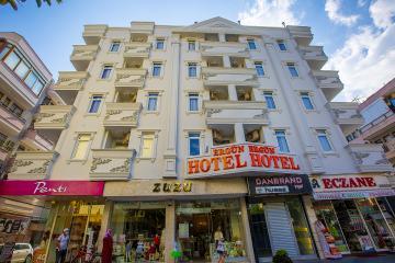 Отель Ergun Турция, Алания, фото 1