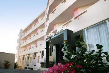 Отель Evelyn Beach Греция, о. Крит-Ираклион, фото 1