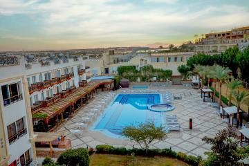 Отель Falcon Naama Star Египет, Шарм-Эль-Шейх, фото 1