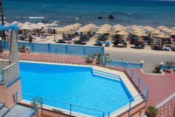 Отель Fereniki Holiday Resort & Spa Греция, о. Крит-Ханья, фото 1