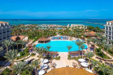Отель Hawaii Riviera Aqua Park Resort Египет, Хургада, фото 1