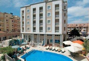 Отель Almena Турция, Мармарис, фото 1