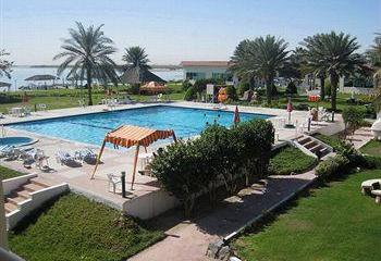 Отель Bin Majid Flamingo Beach Resort ОАЭ, Ум Аль Кувейн, фото 1