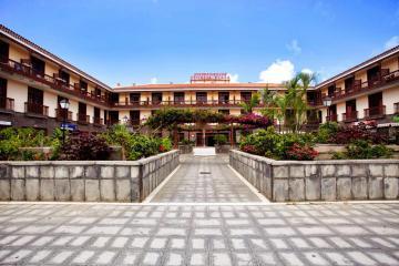 Отель Be Smart Florida Plaza Apartamentos Испания, о Тенерифе, фото 1