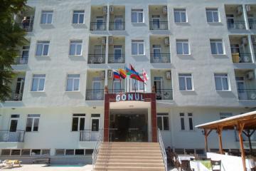 Отель Gonul Palace Турция, Бельдиби, фото 1