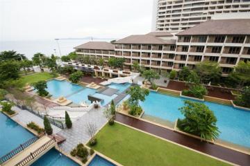 Отель The Heritage Pattaya Beach Resort Тайланд, На Джомтьен, фото 1
