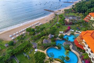 Отель Grand Mirage Resort & Thalasso Bali Индонезия, о Бали, фото 1