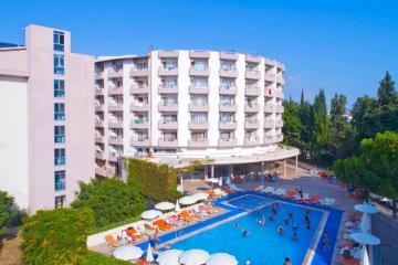 Отель Grand Sunlife Hotel Турция, Авсаллар, фото 1