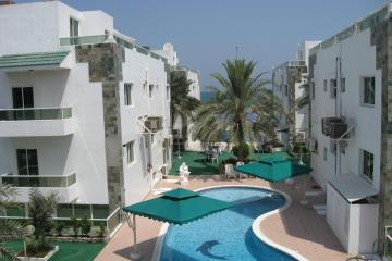 Отель Green House Resort ОАЭ, Шарджа, фото 1
