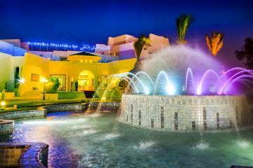 Отель Hasdrubal Thalassa & Spa Port El Kantaoui Тунис, Сусс, фото 1