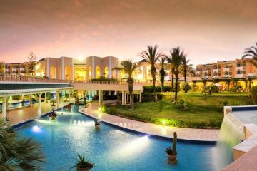 Отель Hasdrubal Thalassa & Spa Djerba Тунис, о Джерба, фото 1