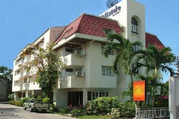 Отель Hill Side Resort Тайланд, На Джомтьен, фото 1