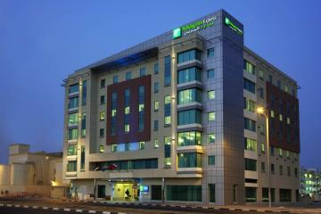 Отель Holiday Inn Express Dubai Jumeirah ОАЭ, Дубай, фото 1