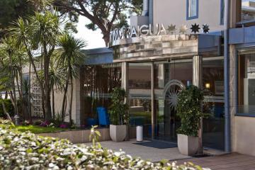 Отель Hotel Amaraigua Испания, Коста дель Маресме, фото 1