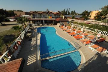 Отель Sayanora Hotel & Park Турция, Сиде, фото 1