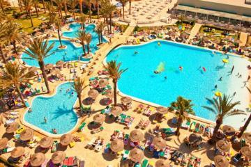 Отель Houda Golf & Beach Club Тунис, Монастир, фото 1