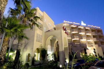 Отель Houda Yasmine Hammamet Тунис, Хаммамет, фото 1