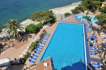 Отель Hunguest Hotel Sun Resort Черногория, Герцегновская ривьера, фото 1