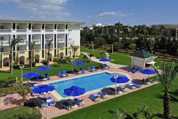 Отель Medina Belisaire & Thalasso Тунис, Хаммамет, фото 1