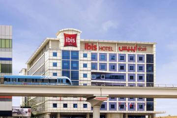 Отель Ibis Al Barsha ОАЭ, Дубай, фото 1
