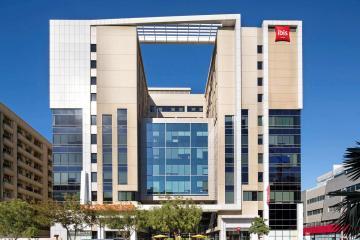 Отель Ibis Al Rigga Dubai ОАЭ, Дубай, фото 1