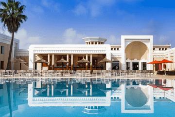 Отель El Borj Тунис, Махдия, фото 1