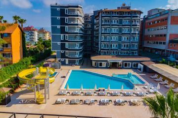 Отель Limoncello Sandy Beach Турция, Конаклы, фото 1