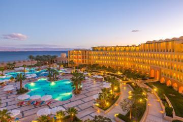 Отель Strand Beach & Golf Resort Taba Heights Египет, Таба, фото 1