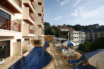Отель Jiraporn Hill Resort Тайланд, пляж Патонг, фото 1