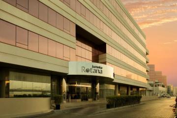 Отель Jumeirah Rotana ОАЭ, Дубай, фото 1