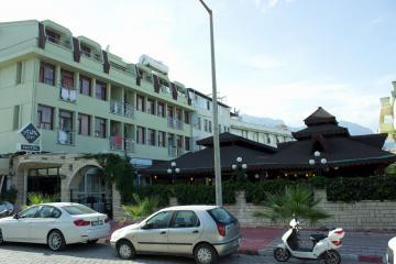 Отель Ares City Hotel Турция, Кемер, фото 1