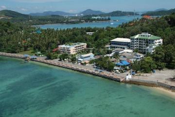 Отель The Kantary Bay Hotel Тайланд, пляж Панва, фото 1