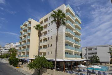 Отель Kapetanios Limassol Hotel Кипр, Лимассол, фото 1