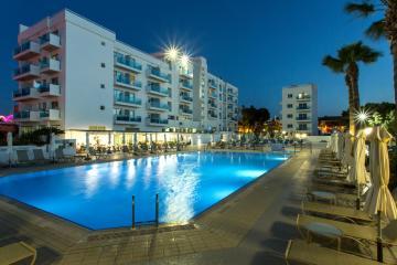 Отель Kapetanios Bay Hotel Кипр, Протарас, фото 1