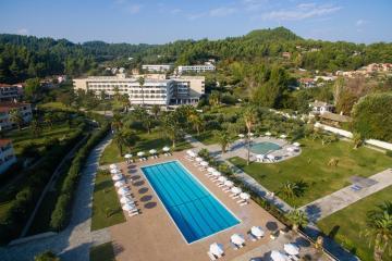 Отель Kassandra Palace Греция, Халкидики-Кассандра, фото 1