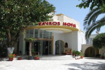 Отель Kavros Beach Resort Греция, о. Крит-Ханья, фото 1