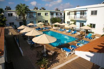 Отель Anais Bay Hotel Кипр, Протарас, фото 1