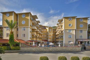 Отель Kleopatra Ada Hotel Турция, Алания, фото 1