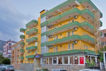 Отель Kleopatra Alis Hotel Турция, Алания, фото 1